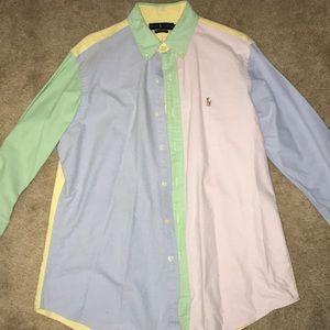 Pastel Ralph Lauren button down